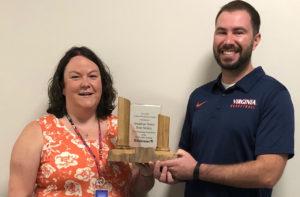 Ron Orta Award, Erin Straley