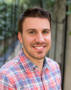 LAMA Marketing Chair, Ryan Brooks